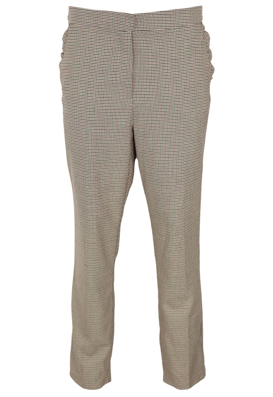 Pantaloni ZARA Wendy Brown
