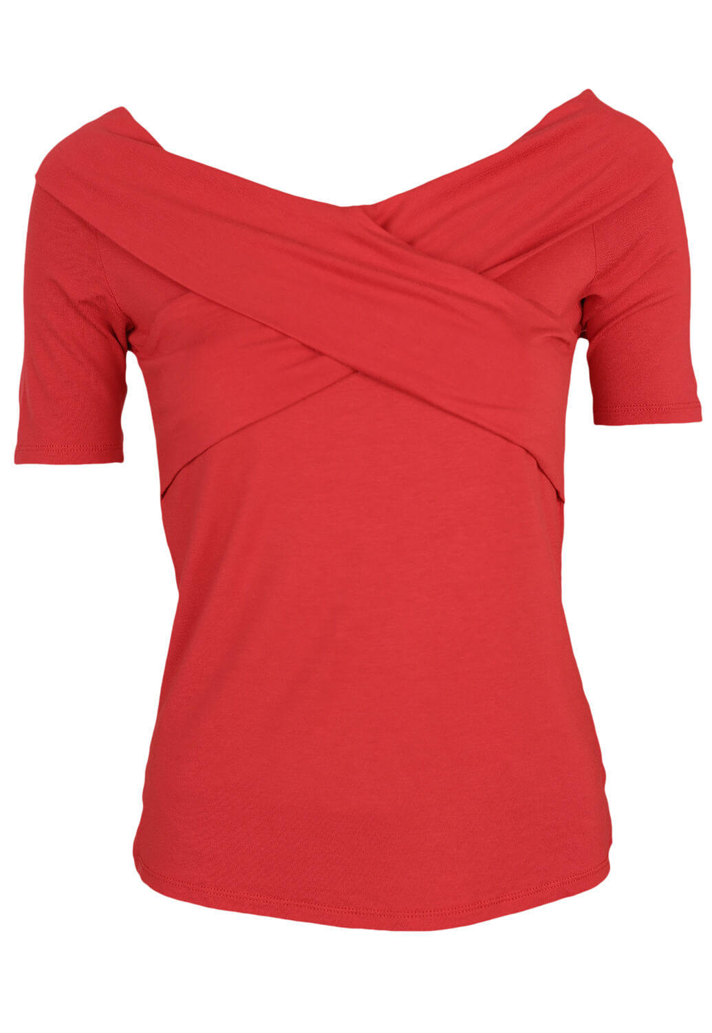 Tricou Orsay Hanna Red