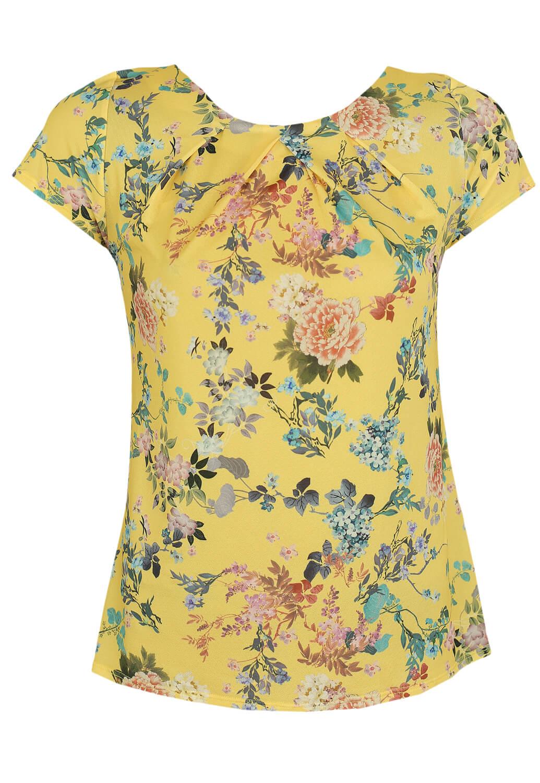 Tricou Orsay Tasha Yellow