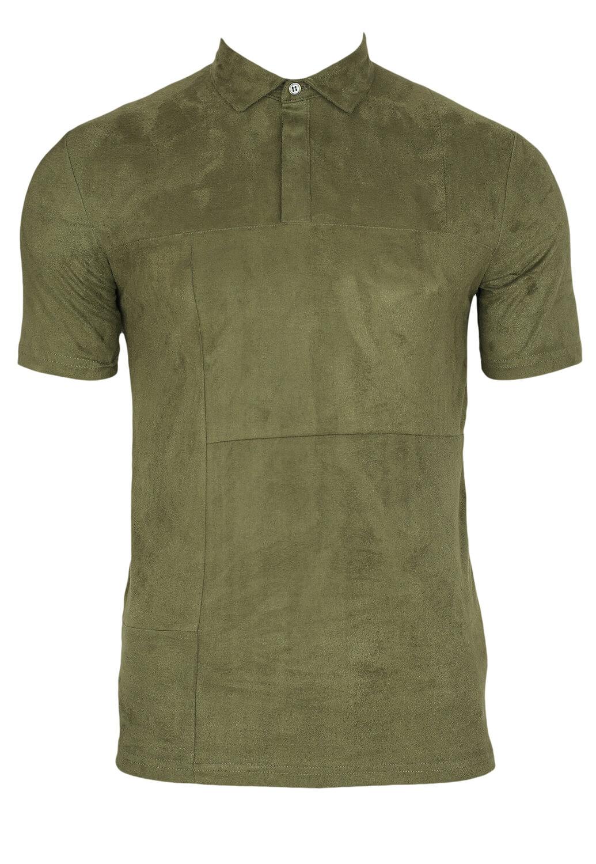 Tricou ZARA Blair Dark Green