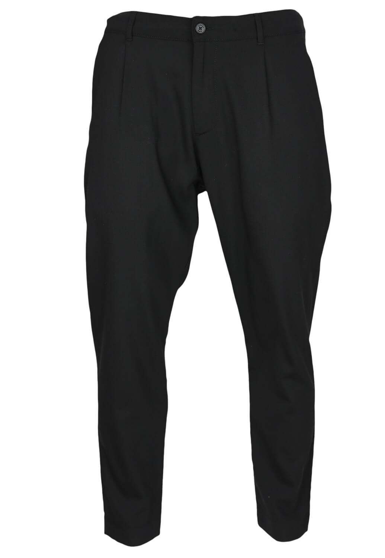 Pantaloni de stofa Elvine Kale Black