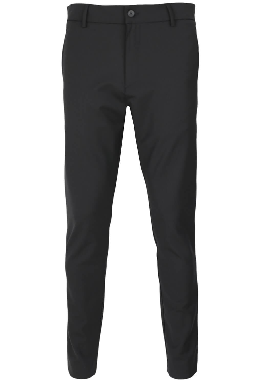 Pantaloni de stofa Elvine Kevin Black