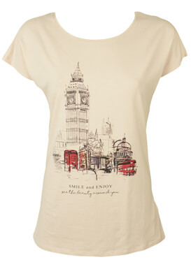 TRICOU ORSAY JILL LIGHT PINK