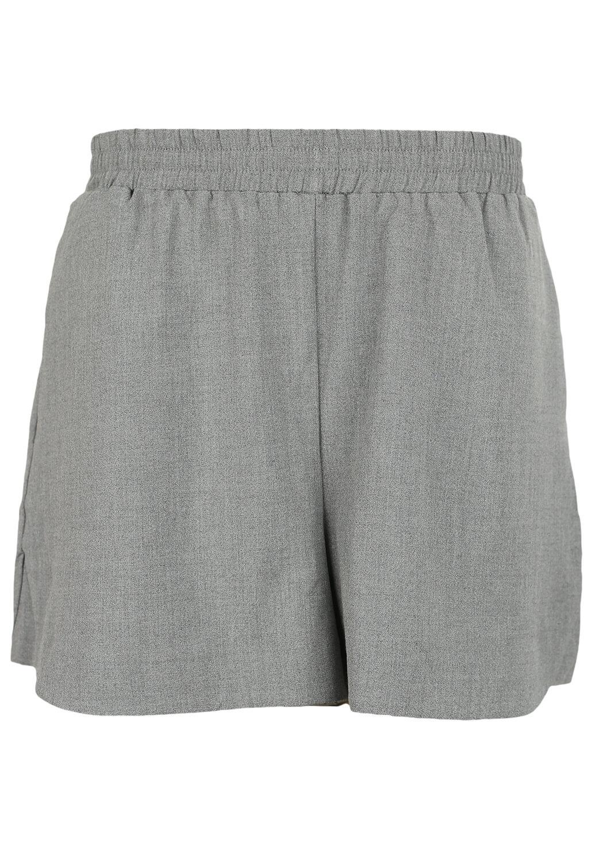 Pantaloni scurti Pieces Ramona Grey