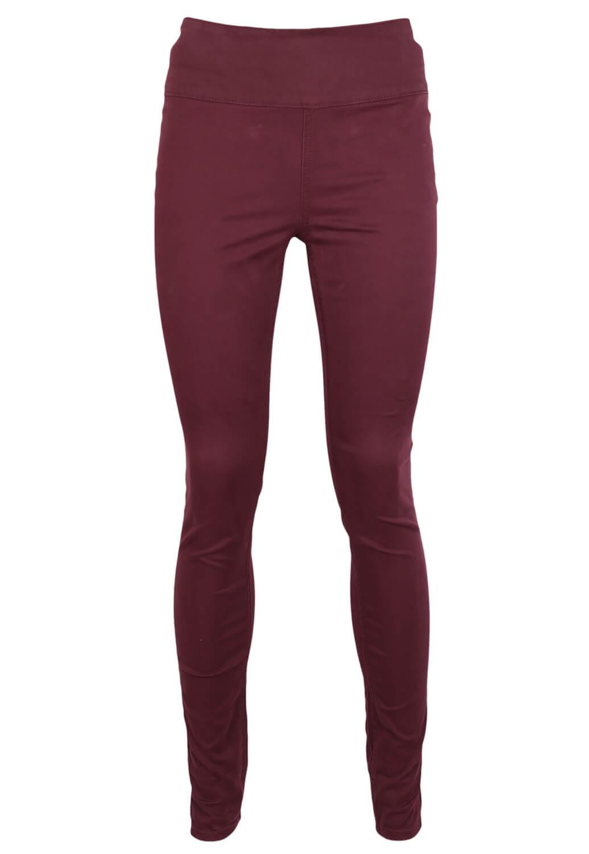 Pantaloni Pieces Julia Dark Purple