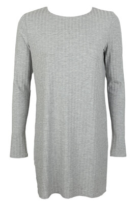 BLUZA PIECES FAY GREY