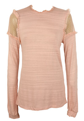 BLUZA PIECES GABRIELLA LIGHT PINK