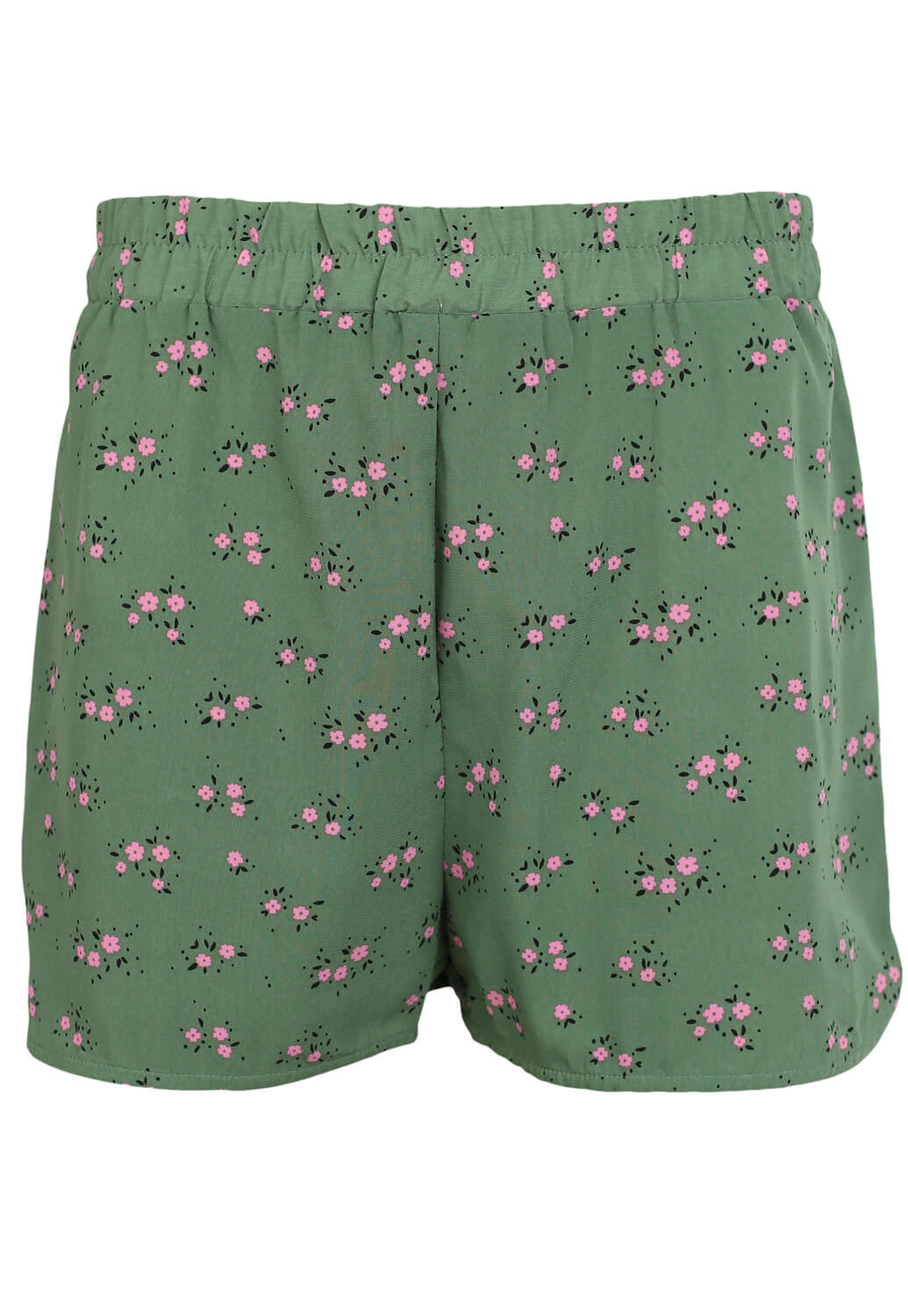 Pantaloni scurti Pieces Enna Green