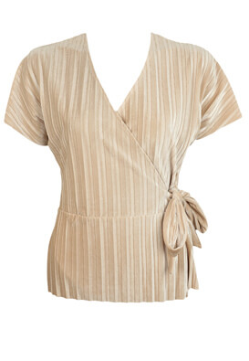TRICOU PIECES AIMEE LIGHT BEIGE