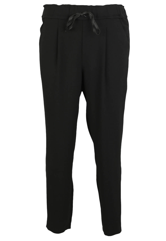 Pantaloni Pieces Brenda Black