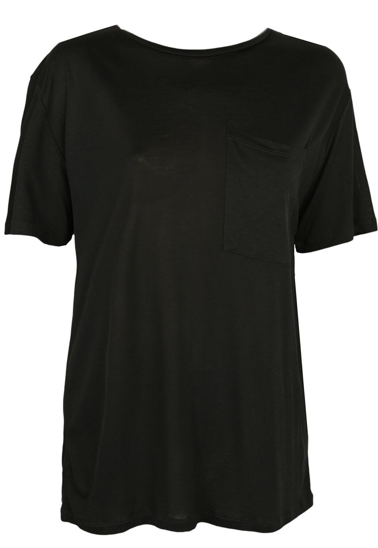 Tricou ZARA Ivy Black