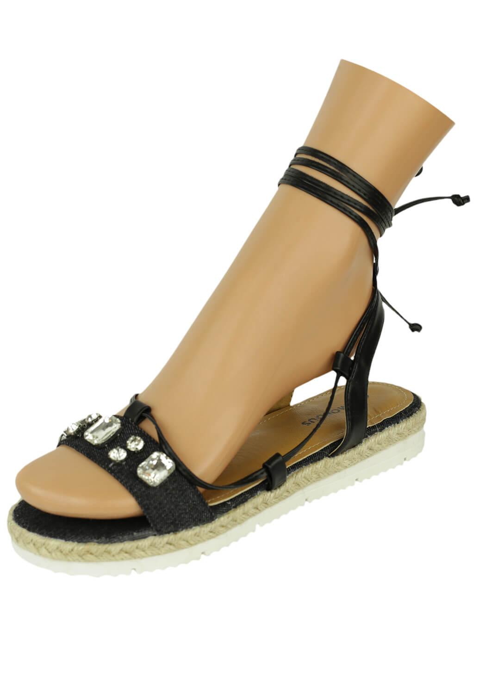 Sandale Glamorous Maya Black