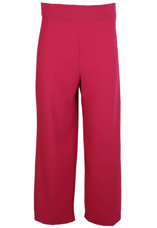 Pantaloni ZARA Yves Dark Pink
