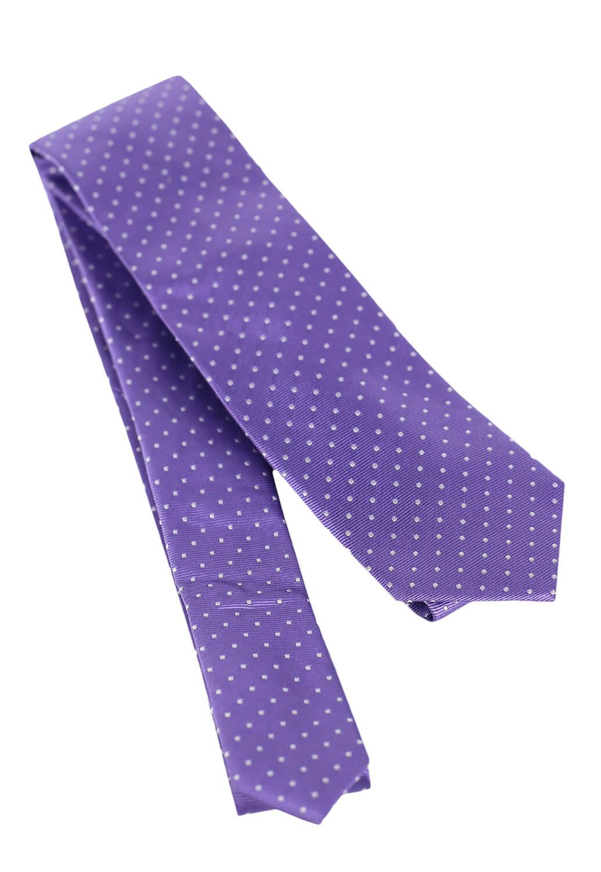 Cravata ZARA Louis Purple