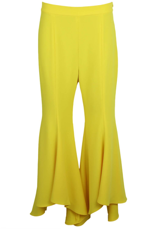 Pantaloni ZARA Dasia Yellow