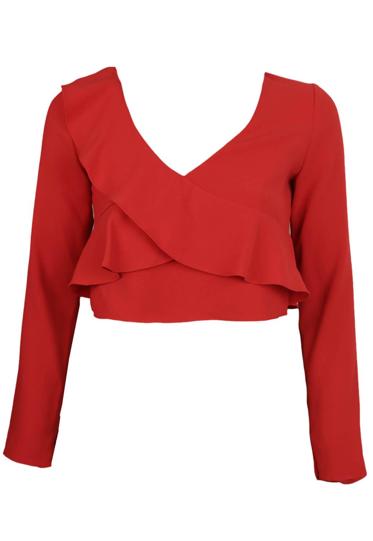 Bluza ZARA Sally Red