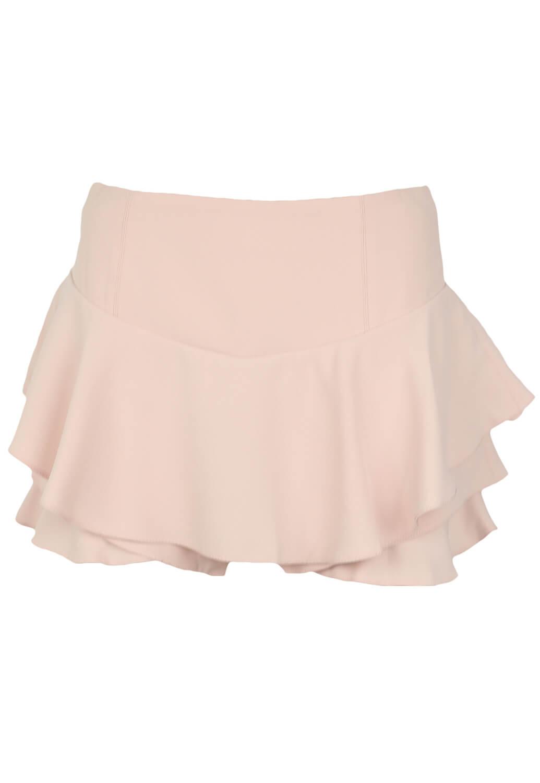 Pantaloni scurti ZARA Jane Light Pink