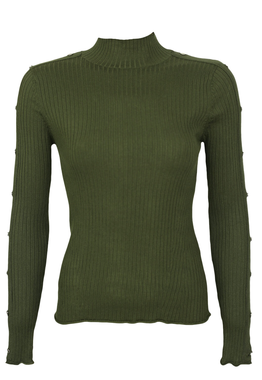 Bluza ZARA Janine Dark Green