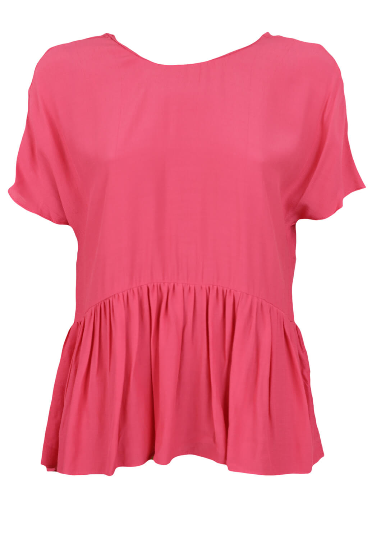Tricou Zara Lois Dark Pink