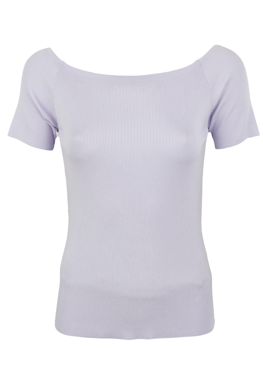Tricou Noisy May Jill Light Purple