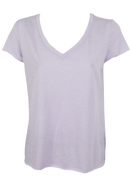 Tricou Noisy May Basic Light Purple