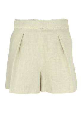PANTALONI SCURTI ZARA CHRISTINE LIGHT BEIGE