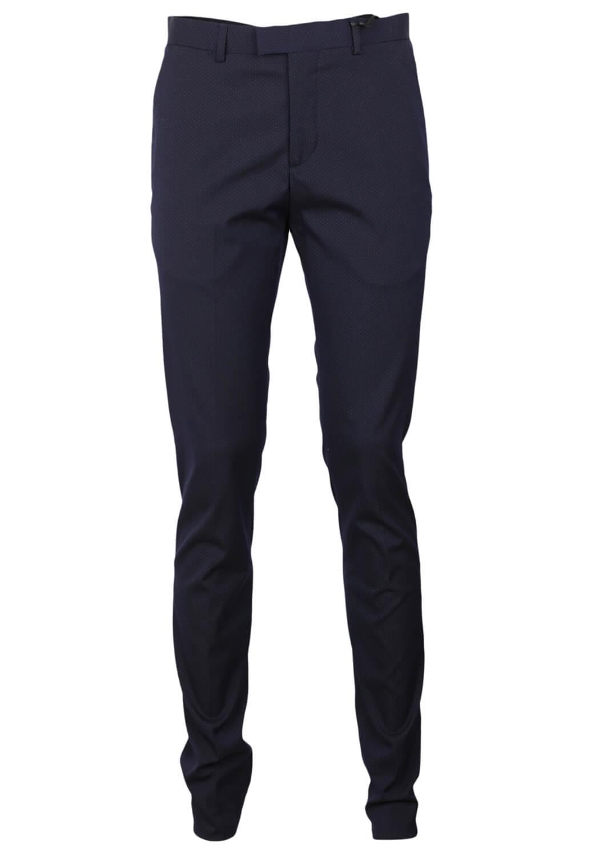Pantaloni de stofa ZARA Tom Dark Blue