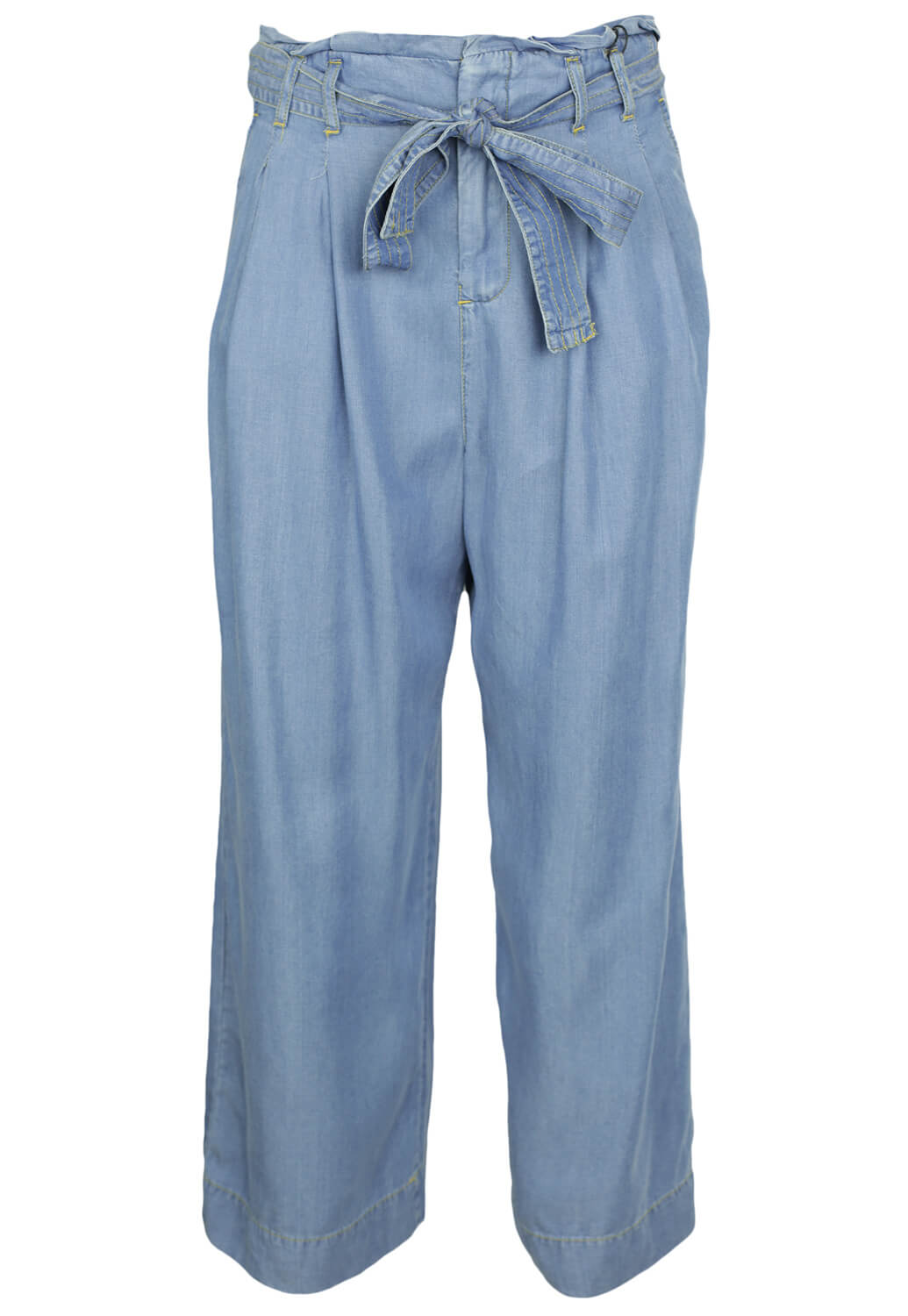 Pantaloni ZARA Elisa Light Blue