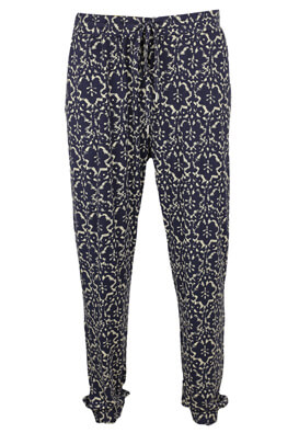 PANTALONI ORSAY JULIA DARK BLUE