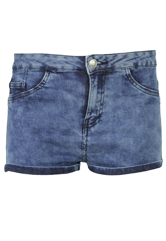 Pantaloni scurti Bershka Gina Blue