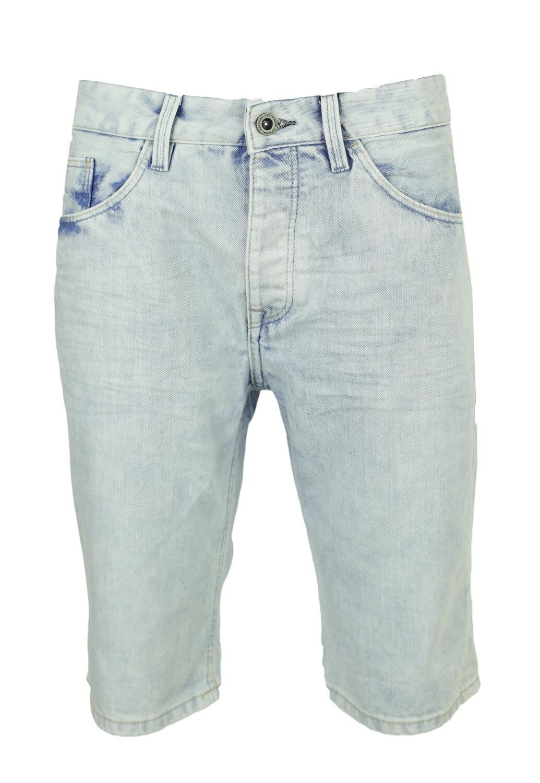 Pantaloni scurti Bershka Tom Blue