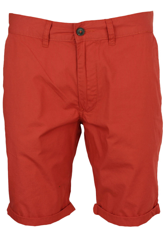 Pantaloni scurti Bershka Elliot Red