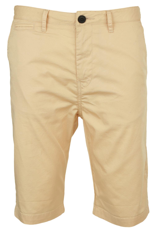 Pantaloni scurti Bershka Shel Orange