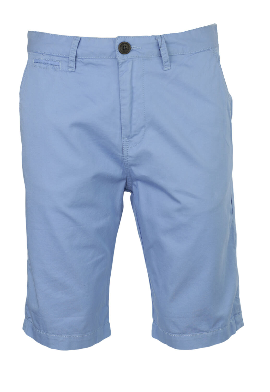 Pantaloni scurti Bershka Josh Blue