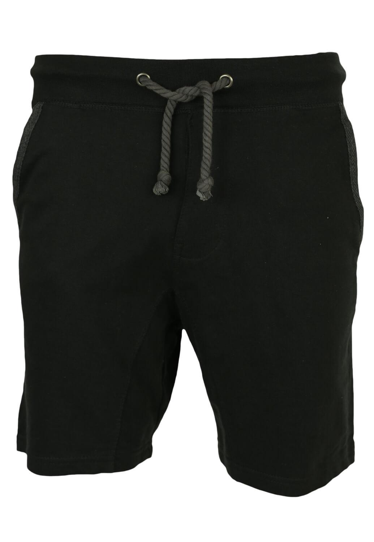 Pantaloni scurti Bershka Ummi Black
