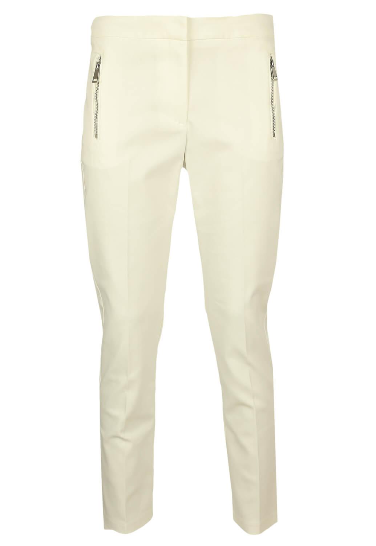 Pantaloni de stofa Orsay Berta White