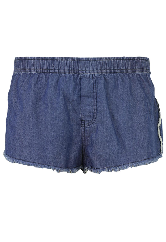 Pantaloni scurti Bershka Heidi Blue