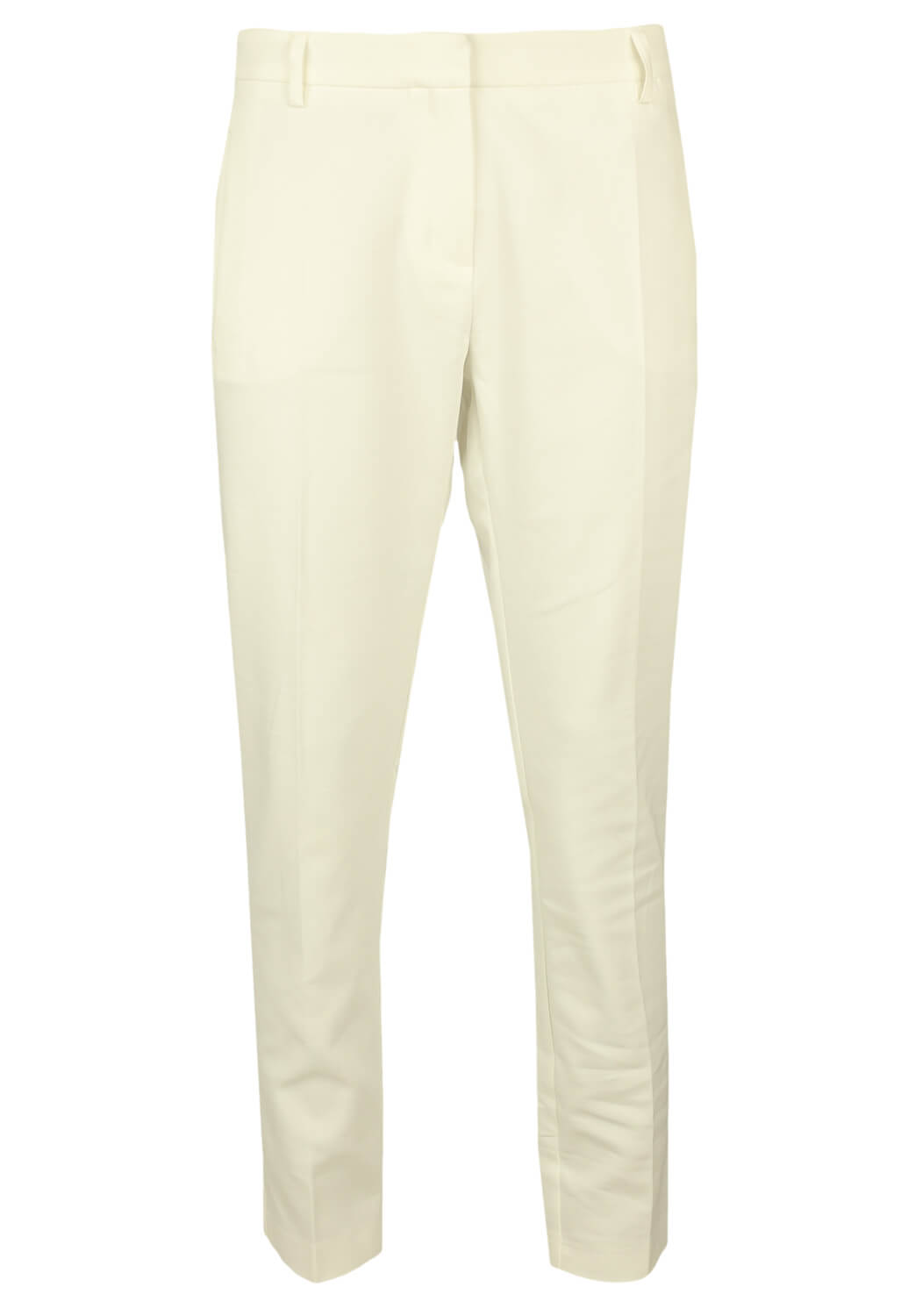 Pantaloni de stofa Orsay Kitty White