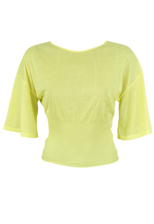 Bluza Zara Xenia Yellow
