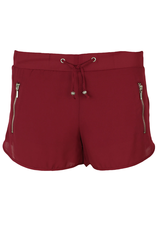 Pantaloni scurti Jennyfer Helen Red