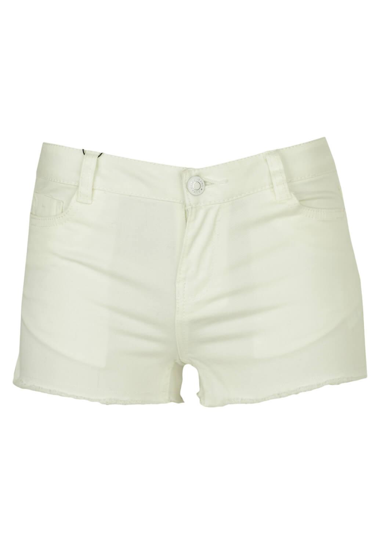 Pantaloni scurti Jennyfer Hera White