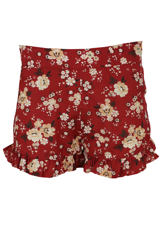 Pantaloni scurti Jennyfer Enna Red