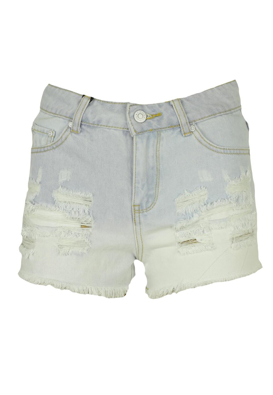 Pantaloni scurti Jennyfer Fay Blue