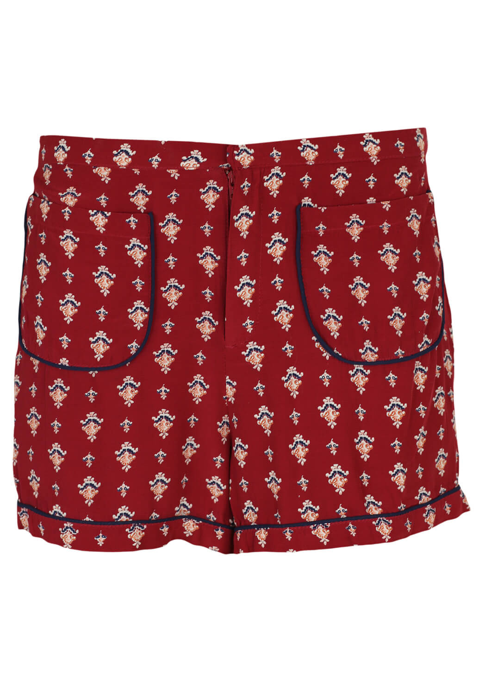 Pantaloni scurti Jennyfer Zoe Red