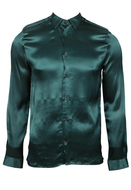 Camasa ZARA Regan Dark Green
