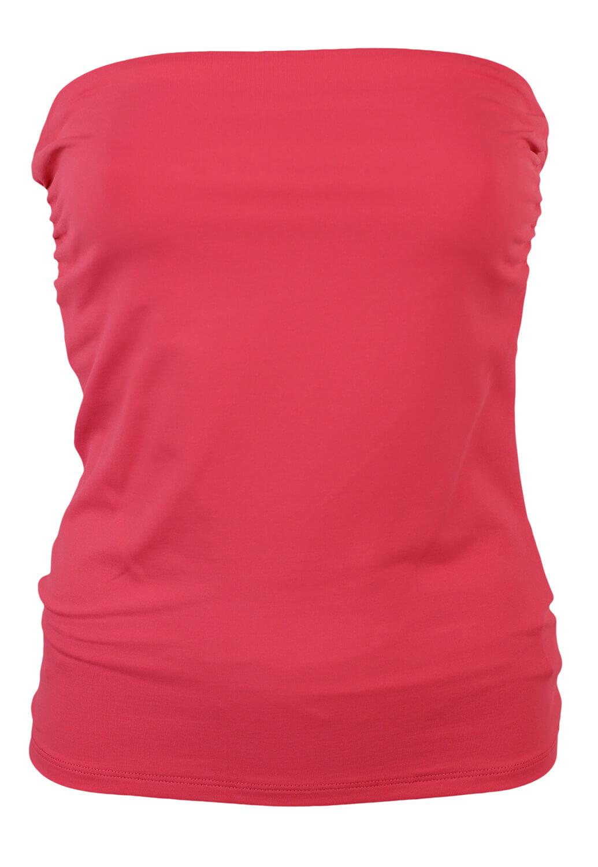 Top Bershka Joyce Dark Pink