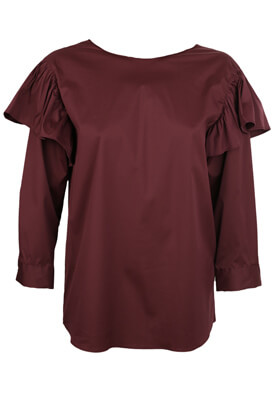 BLUZA ZARA JANE DARK PURPLE