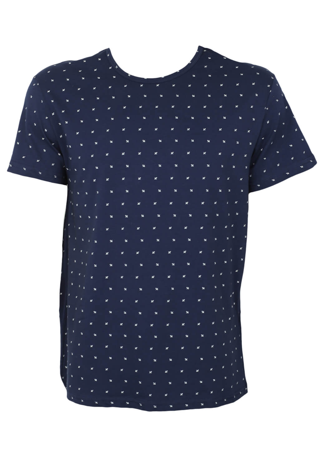 Tricou ZARA Teddy Dark Blue
