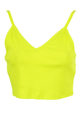 TOP ZARA RAMONA YELLOW