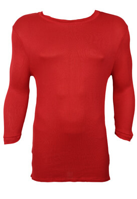 BLUZA ZARA FRANCESCO RED
